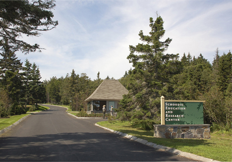 Schoodic Education and Research Center